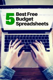 Excel Household Budget Template Best Microsoft Excel Budgeting Spreadsheets Free Household