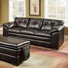 Simmons Sleeper Sofa by Simmons Upholstery Wisconsin Beautyrest Sofa Chocolate Hayneedle
