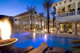 dream house or movie house vegas luxury and house