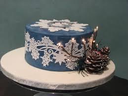 sweet 16 birthday cake winter wonderland theme cakecentral com