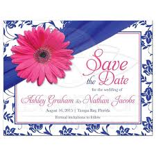 best size for wedding invitations bridesmaid dress royal blue and pink wedding colors beach s