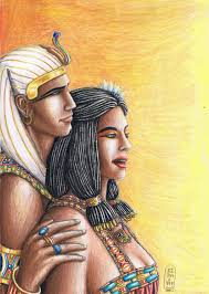 queen nefertari tattoo ramessess ii and nefertari by myworld1 deviantart com on deviantart