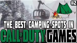 best camping black friday deals best camping spots in call of duty games 2 youtube