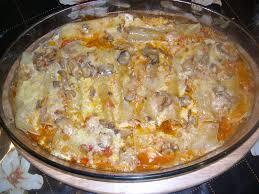 cuisine de ratiba cannelloni à la viande et à la sauce tomate les recettes de assia
