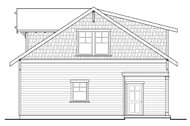 2 Story Garage Plans Cottage House Plans Garage W Rec Room 20 111 Associated Designs