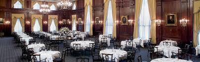 Union Park Dining Room by Dining Room Service The Union League Club