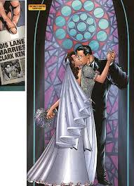 superman the wedding album this everybody knows it s superman and lois but they don t
