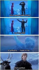 ah ha ha ha frozen