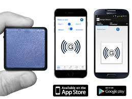 android garage door opener garage beacon use ios android devices to garage doors