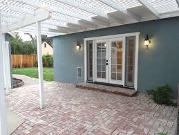 sliding glass door with doggie door synchronicity fence gate door tags metal door gate pocket door