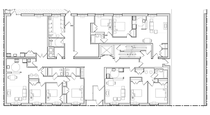 Multi Family Apartment Floor Plans Myrtle Avenue Apartments