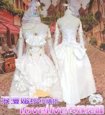 wedding dress anime anime lovelive bow minami kotori bow comicon fairy
