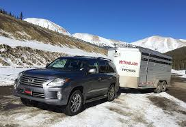 lexus lx suv review 2015 lexus lx570 ike gauntlet extreme towing review video the