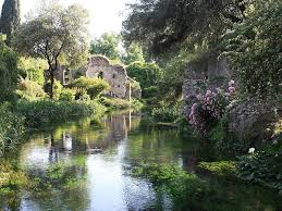 Garden Of Ideas The Garden Of Ninfa Nature And Wildlife Travel Ideas