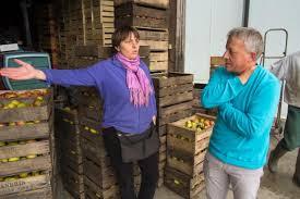 chambre d agriculture seine maritime agriculture rencontre avec une productrice de pommes de bardouville
