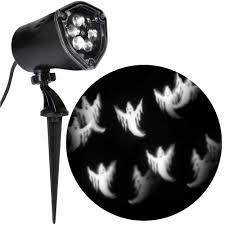 lightshow halloween projection u0026 spot lights outdoor halloween