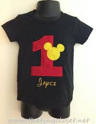 mickey mouse birthday shirt boys birthday shirts tagged mickey mouse thetinycloset