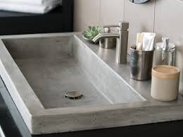 bathrooms design trough sinks for bathrooms stunning double pics