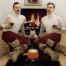 the best christmas photo ever just came up on my facebook feed