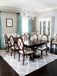 formal dining room decorating ideas rectangular dining table brown