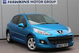 used peugeot 207 cars second hand peugeot 207