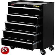 garage tool chest 5 drawer mechanics rolling storage cabinet box