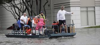 battered by harvey braces for even more flooding wbur news