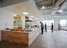 Office Kitchen Designs Airbnb U0027s 170 000 Sq Ft Headquarters In San Francisco