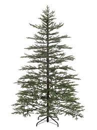 unlit artificial christmas trees 7 5 norfolk pine artificial christmas tree unlit