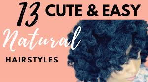 2years old boys easy haircuts for african americans 13 cute easy natural hairstyles you must try natural hair