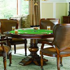 furniture waverly place reversible top poker table