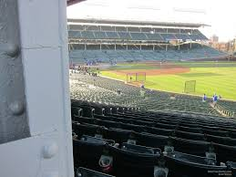 Chicago Cubs Seat Map by Wrigley Field Section 239 Chicago Cubs Rateyourseats Com