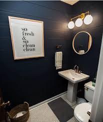 print bathroom ideas navy gold pinteres