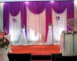 wedding backdrop fabric curtain backdrop for weddings supplies decorations