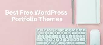 20 free portfolio wordpress themes for 2018 8degree themes