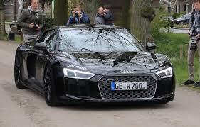 Audi R8 Matte Black - black audi r8 auto cars magazine www carnews write for us
