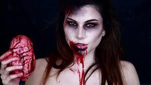zombie makeup spirit halloween zombie makeup tutorial youtube