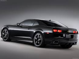 concept chevy chevrolet camaro black concept photos photogallery with 3 pics