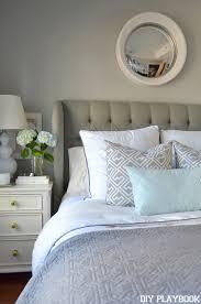 casey u0027s bedding in the master bedroom diy playbook