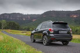 2018 subaru forester lifted 2016 subaru forester review caradvice