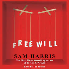 free will audiobook by sam harris official publisher page simon