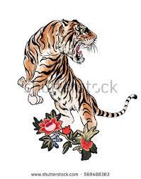 lot detail japanese tiger embroidery makaroka com
