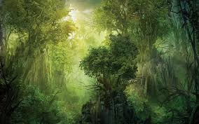 fantasy forest backgrounds forest fantasy wallpaper 1680x1050