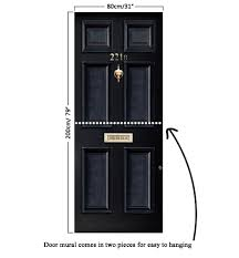 door mural sherlock 221b baker street self adhesive fabric door door mural sherlock 221b baker street self adhesive fabric door wrap wall sticker
