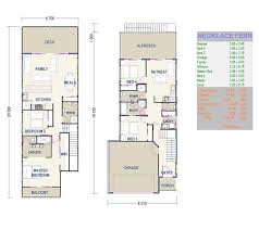 house plans small lot beautiful small duplex house plans 7 small narrow lot duplex