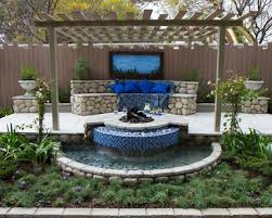 Rock Garden Beds River Rock Flower Beds Houzz