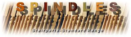 Stair Banisters Uk Lowe And Simpson Wooden Stop Chamfer 28mm Staircase Spindles