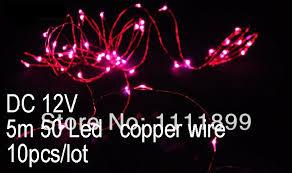 12v Led Light String by 10m 100 Led Light String Purple Diamond Modelling Fairy Lights Dc