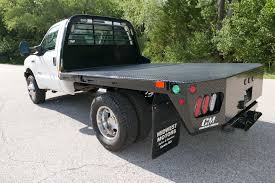Ford F350 Used Truck Bed - ford f350 upfit with a cm rd flatbed truck and trailer combos