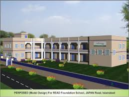 3d design of the rural islamabad qidwai welfare trust
